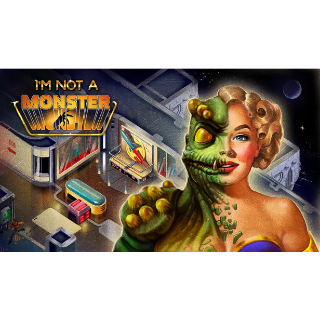 I'm not a Monster (Instant Delivery)