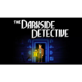 Darkside Detective (Instant Delivery)