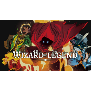 Wizard of Legend (Instant Delivery)