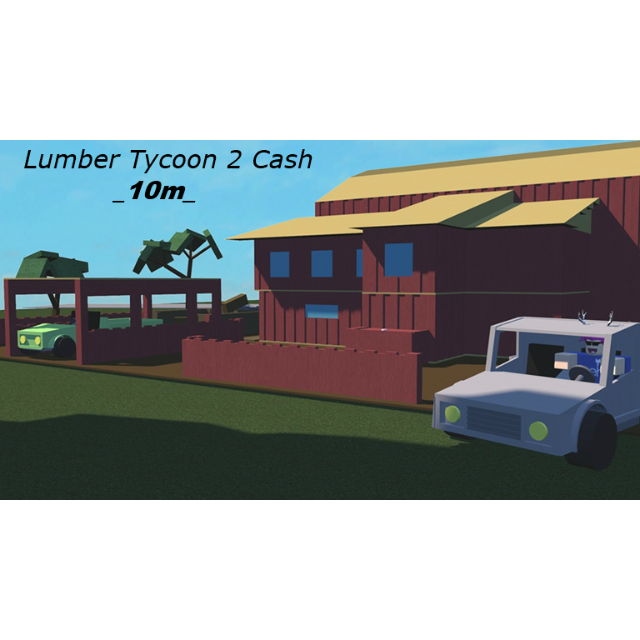 Other Lumber Tycoon 2 Cash In Game Items Gameflip