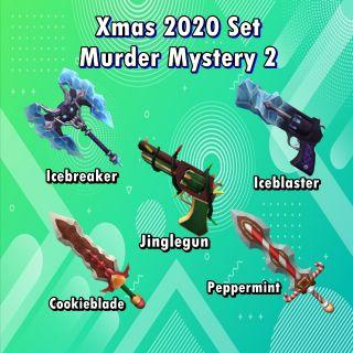 Bundle | Xmas 2020 Set MM2