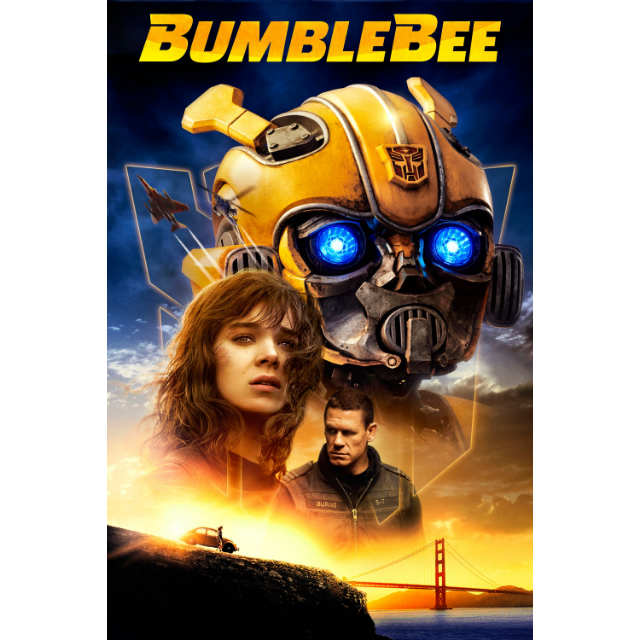 Bumblebee (iTunes 4K) DIGITAL CODE FOR iTunes