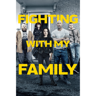 Fighting with My Family (iTunes HD) Digital Code