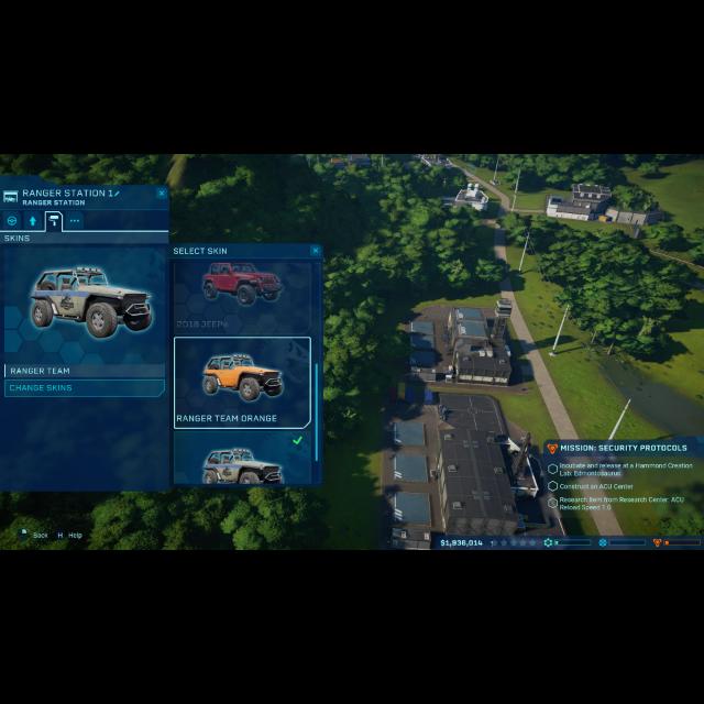 Jurassic World Evolution Deluxe Edition PC Steam No Key Code