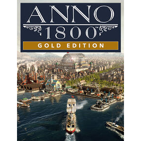 Anno 1800 Gold Edition PC