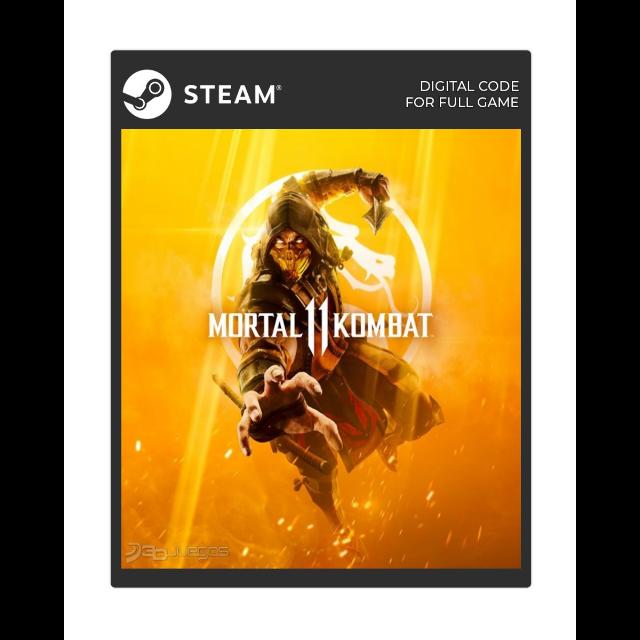 Mortal Kombat 11 Premium Edition (Steam Gift) Play