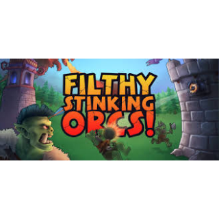 Filthy, Stinking, Orcs [INSTANT DELIVERY]