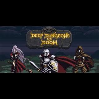 Deep Dungeons of Doom [INSTANT DELIVERY]