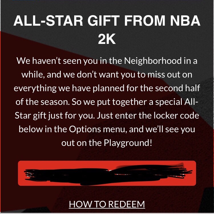 A gift for nba 2k18 - Other - Gameflip