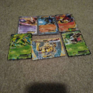 POKEMON EX Chose A Card Make An Offer