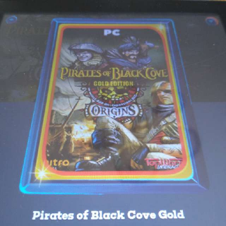 Pirates Of Black Cove GOLD EDITION Steam Key