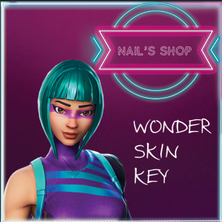 Code | 🔥Fortnite Wonder skin🔥
