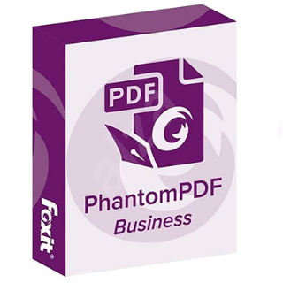 Foxit Phantom PDF Business 2019 Portable Unlimited PCs Digital Download Instant Delivery Within Seconds