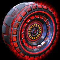 Spiralis R2   Crimson