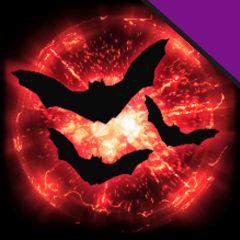 Vampire Bat | Purple