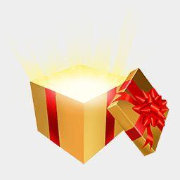 Golden Gift | 30x