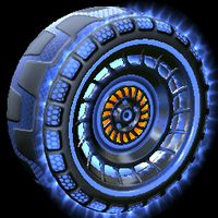 Spiralis R2   Cobalt