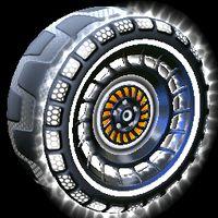 Spiralis R2   Titanium White