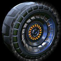 Spiralis R2   Black