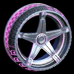 Stella: Inverted   Pink