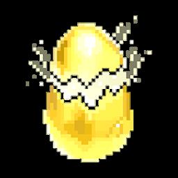 Golden Egg 2019   90x