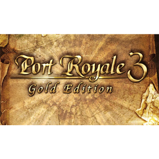 Port Royale 3: Gold Edition (All DLC Included) + Instant Delivery!