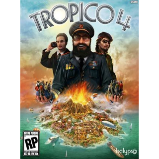 Tropico 4 Steam Key GLOBAL