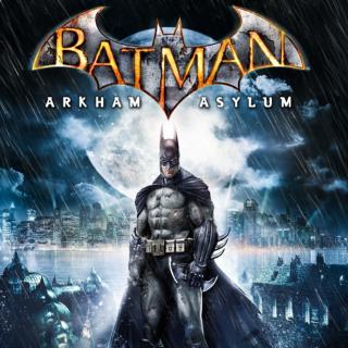 Batman Arkham Asylum GOTY - Steam Global