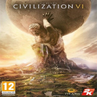 Sid Meiers Civilization VI - Steam Global