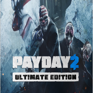 Payday 2 Ultimate Edition - Steam Global