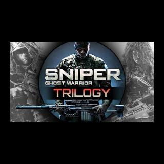 Sniper: Ghost Warrior Trilogy - Steam Global