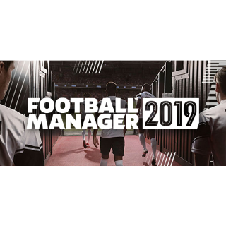 Football Manager 2019 🎁( Steam Gift )🎁 || 💰ASK FOR DISCOUNT IN YOUR NEXT PURCHASE💰