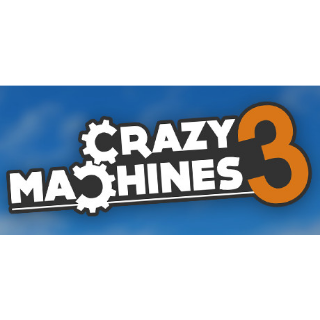 Crazy Machines 3 (INSTANT DELIVERY)