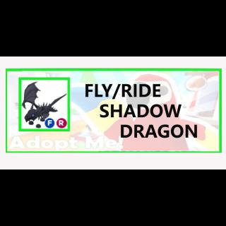 Pet   FLY + RIDE SHADOW DRAGON
