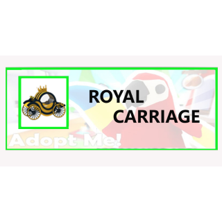 Pet   ROYAL CARRAGE
