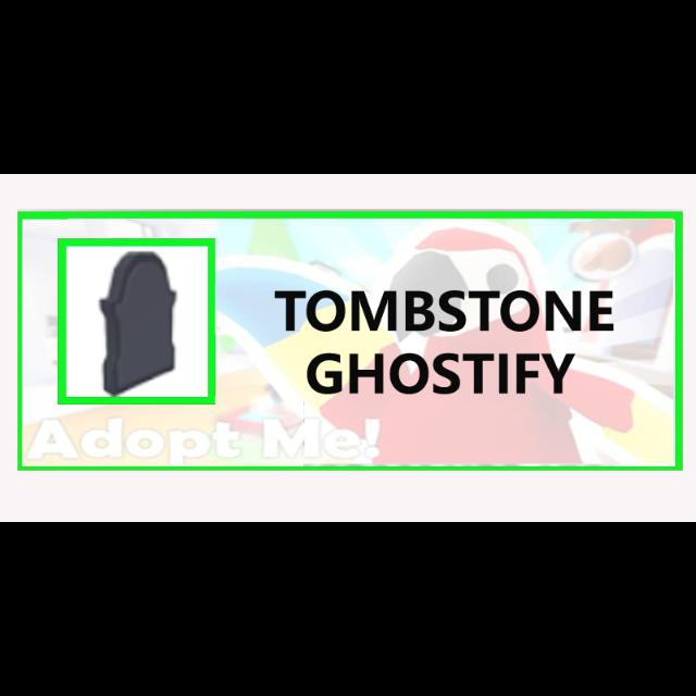 Pet Tombstone Ghostify In Game Items Gameflip