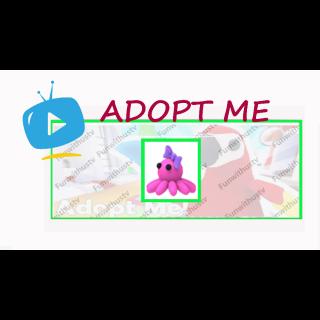Pet | OCTOPUS PLUSH