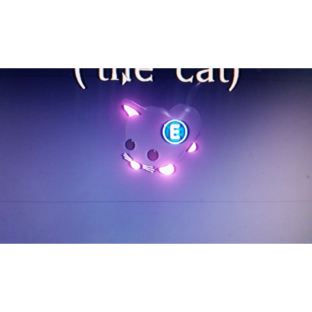Pet Adopt Me Neon Cat In Game Items Gameflip