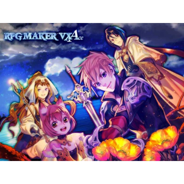 RPG Maker VX Ace PC Steam Digital Product Key - Steam