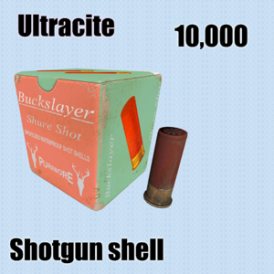 Ammo | 10k  Ultracite Shotgun