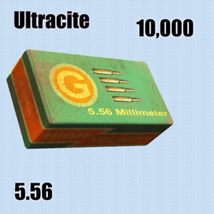 Ammo | 10k Ultracite 5.56 rounds