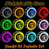 Bundle | Yankii RL Infinite Set