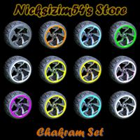 Bundle | Chakram Set