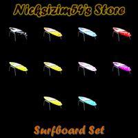 Bundle | Surfboard Set