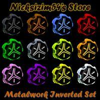 Bundle | Metalwork Inverted Set