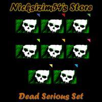 Bundle | Dead Serious Set