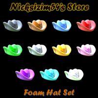 Bundle | Foam Hat Set