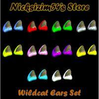 Bundle | Wildcat Ears Set