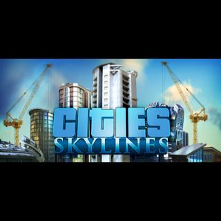 Cities Skyline Steam Key GLOBAL