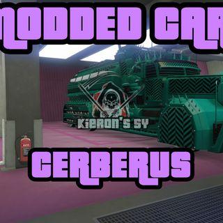 MODDED CAR - CERBERUS